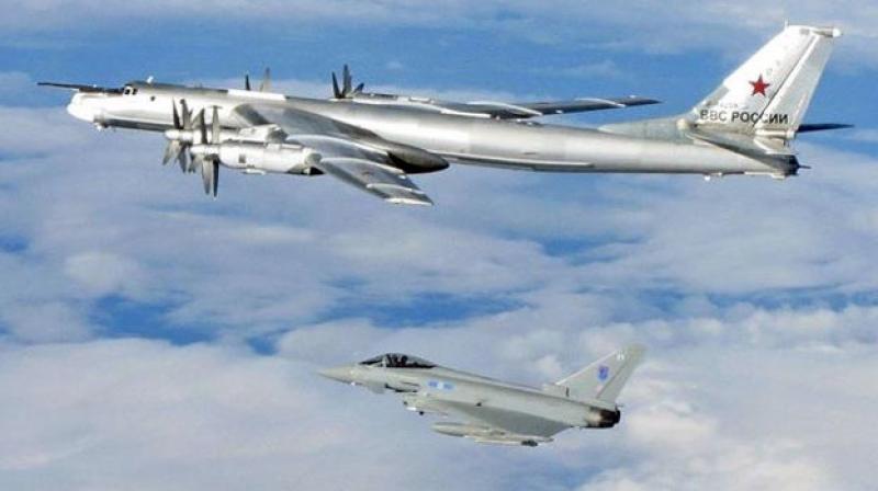 Русия започва мащабни военновъздушни учения
