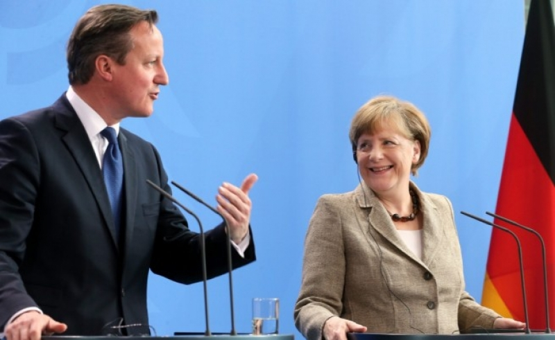 Меркел прояви неочаквано разбиране към плановете на Камерън за ЕС