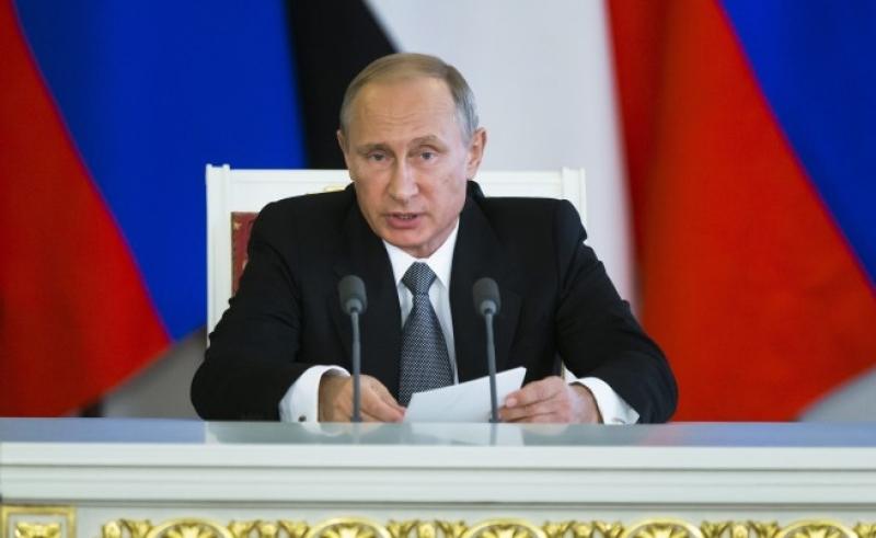Путин и тероризма