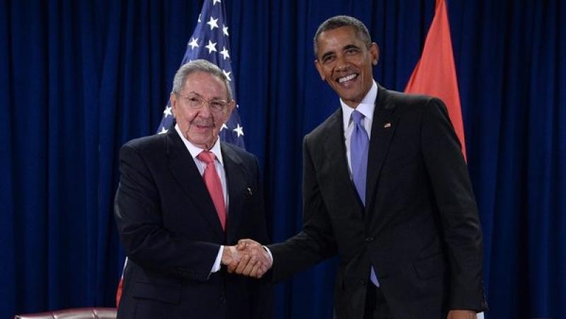 """""""Вива Обама"""" в Хавана!"""