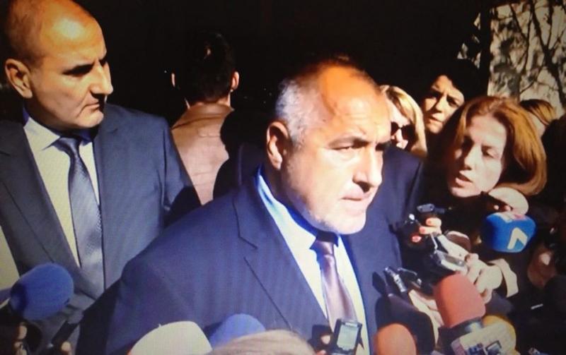 Борисов намекна: Може да издигне президент, който не е от ГЕРБ