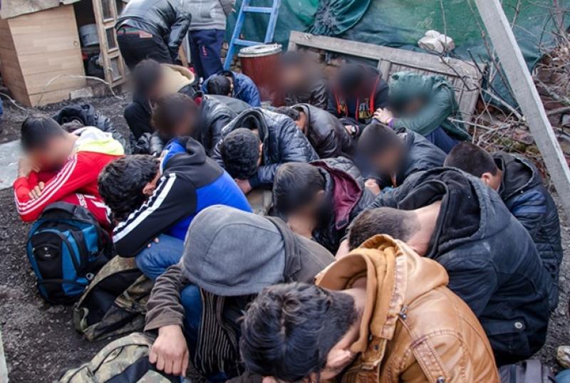 МВР залови близо 300 бежанци само за 24 часа