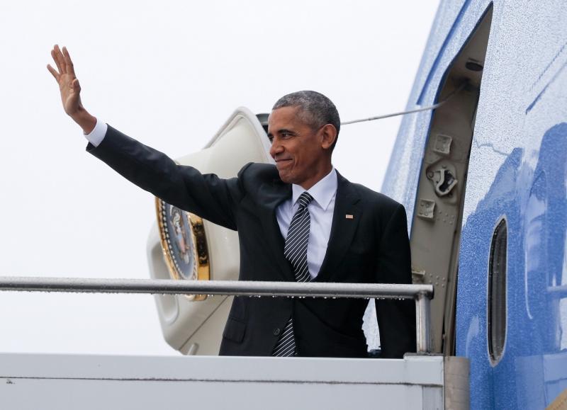Последното турне на Обама