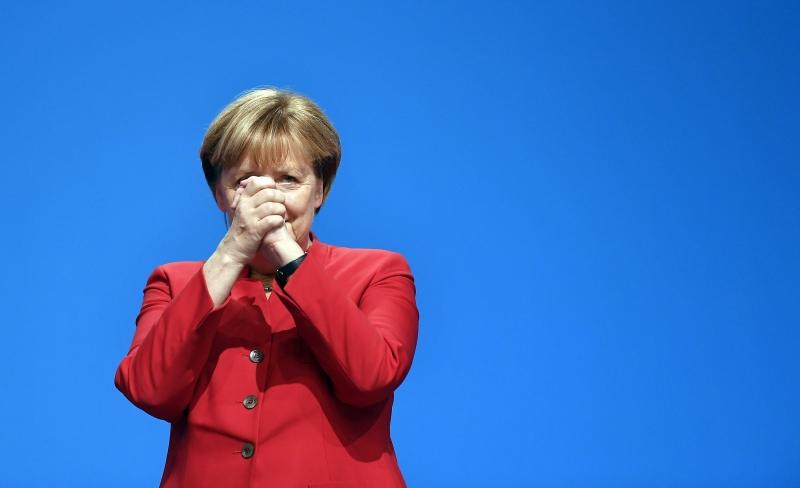Ангела Меркел беше преизбрана за девети път за лидер на Християндемократическия съюз