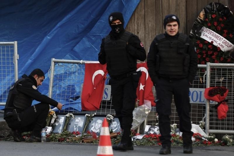 Турция гони терориста