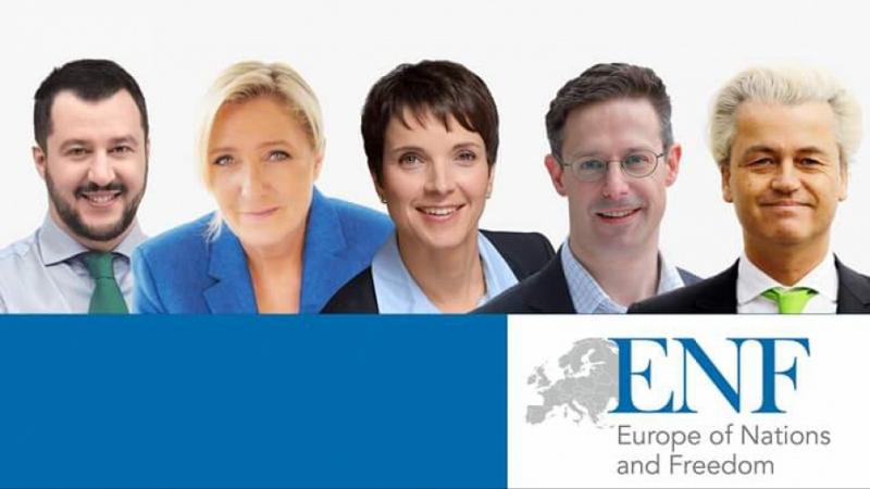 Крайнодесните на битка за нова Европа
