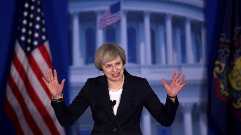 Великобритания размаха  пръст на Путин