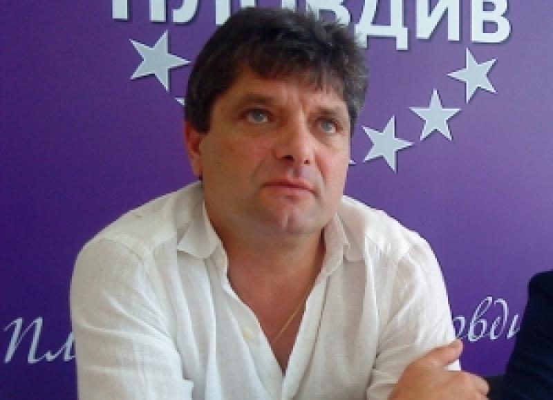 Човек на Софиянски ръководи кампанията на Радан в Пловдив