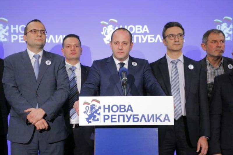 Агент на Държавна сигурност кандидат-депутат от Нова република