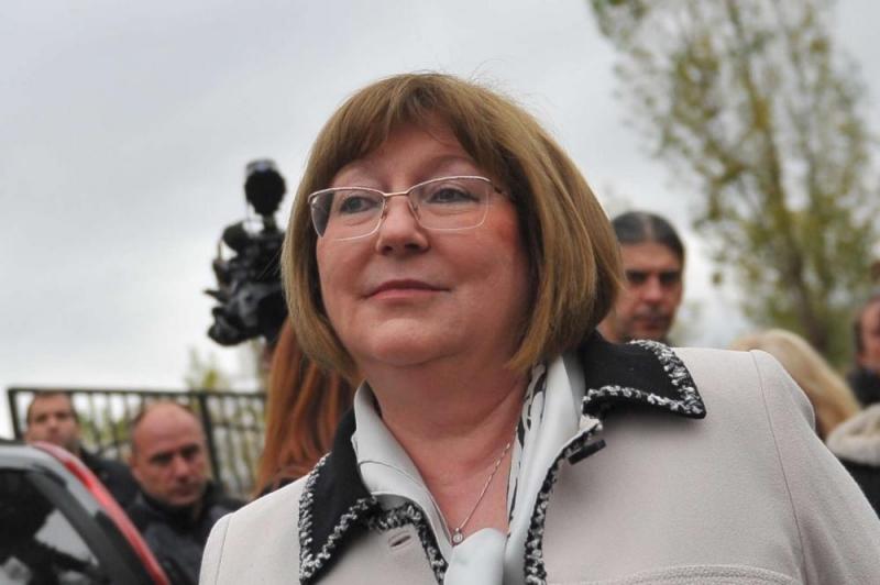Съдът постанови арест за съпругата на Цветан Василев