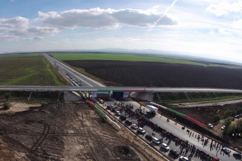 Прокуратурата: 51 милиона са похарчени незаконно за магистрала Марица