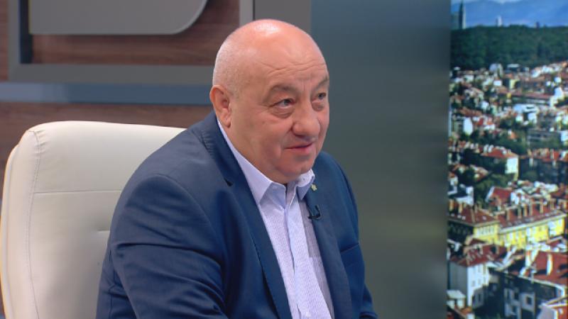 Гергов: Сашо Дончев поиска среща с главния прокурор