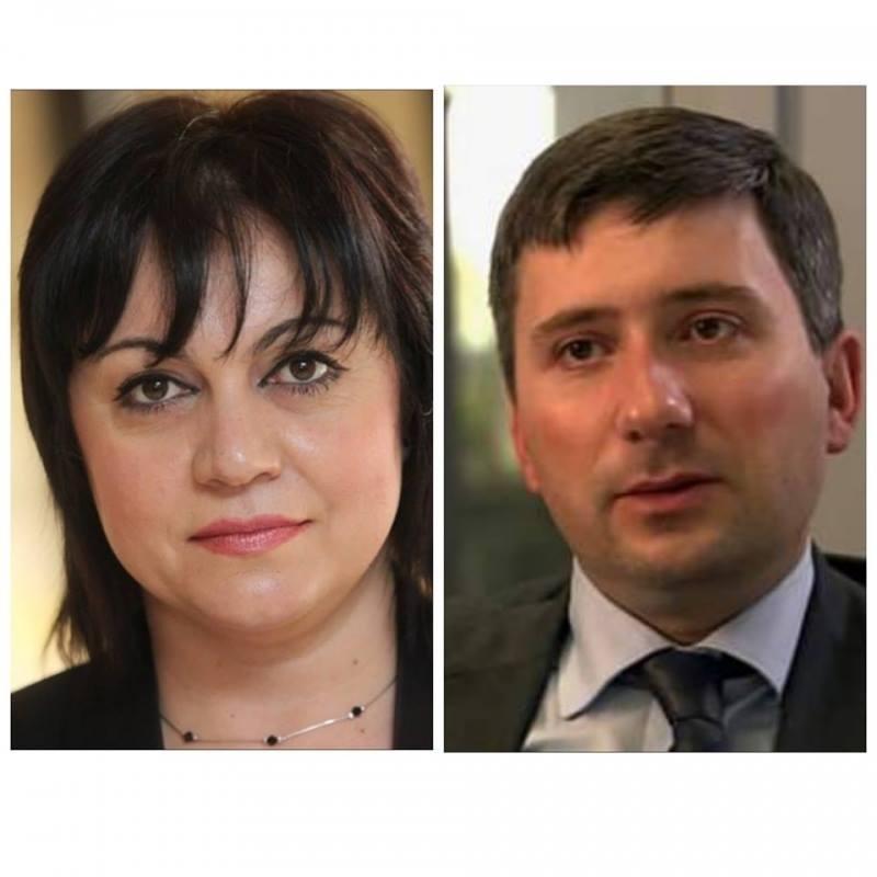 Защо се гушнаха Корнелия и Прокопиев?
