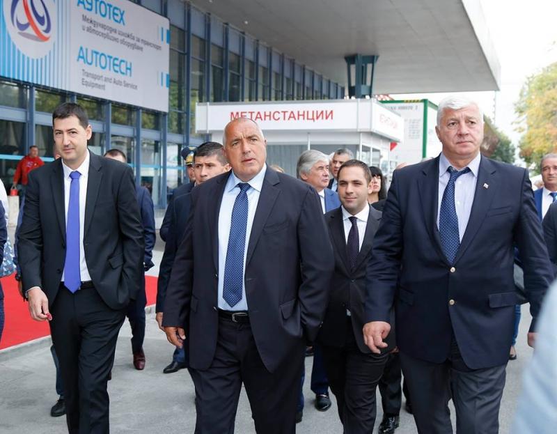 Борисов: Икономиката расте с близо 4 процента