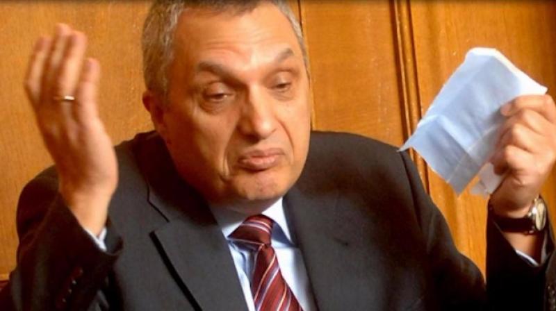 Фалшив Костов в служба на БКП и Русия