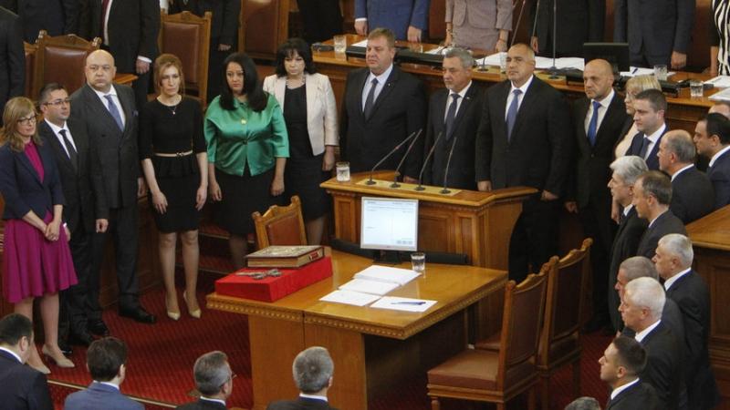 Силна парламентарна подкрепа за кабинета Борисов 3