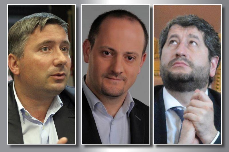 Коалицията на Прокопиев – да върнем член Първи