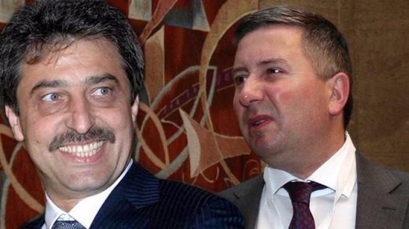 За общия бизнес на Василев и Прокопиев