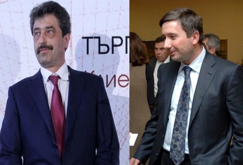 Прокопиев и Цветан Василев на митинг срещу върховенството на закона