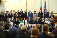 133 депутати избраха правителството на ГЕРБ и патриотите
