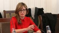 Захариева: Разследването на престъпления е битка за справедливост